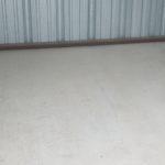 Flooring of storage unit